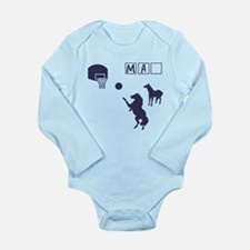 Game of HORSE Human Man Shirt Long Sleeve Infant B
