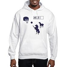 Game of HORSE Human Man Shirt Hoodie