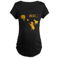Game of HORSE Human Man Shirt T-Shirt