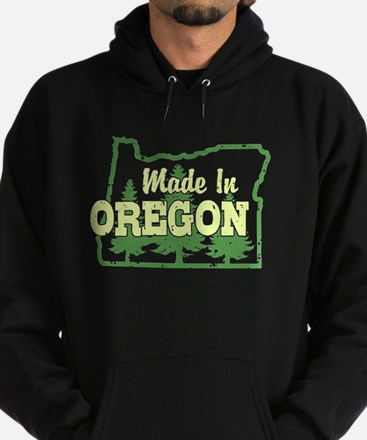 Made In Oregon Hoodie (dark)