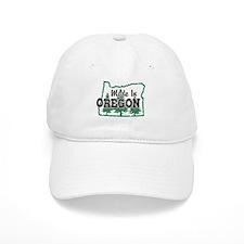 Made In Oregon Baseball Cap