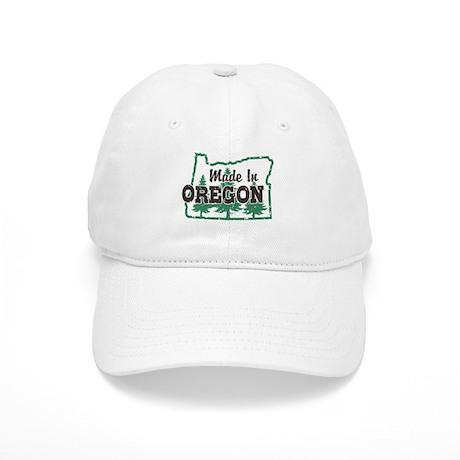Made In Oregon Cap