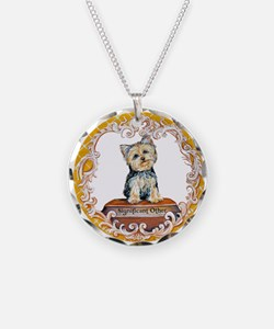 Yorkie Significant Other Necklace