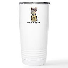 Yorkshire Terrier - Yorkie Bo Thermos Mug