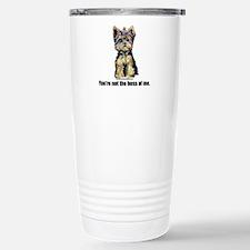 Yorkshire Terrier - Yorkie Bo Travel Mug