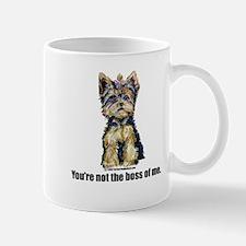 Yorkshire Terrier - Yorkie Bo Mug