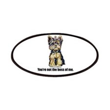 Yorkshire Terrier - Yorkie Bo Patches