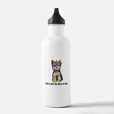 Yorkshire Terrier - Yorkie Bo Water Bottle
