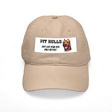 Pit Bulls Baseball Cap