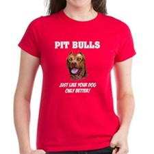 Pit Bulls Tee