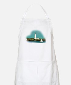 Boston Lighthouse BBQ Apron
