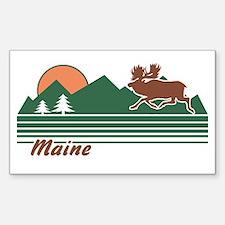 Maine Sticker (Rectangle)