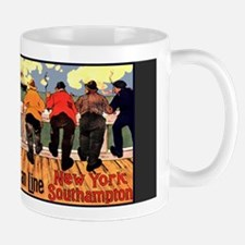 Americam Liners Mug