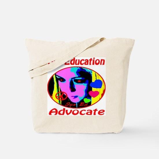 Sex Education Advocate Tote Bag