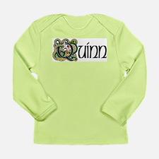 Quinn Celtic Dragon Long Sleeve Infant T-Shirt