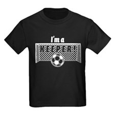 I'm a Keeper Soccer Goal Keep T