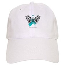 Cervical Cancer Tribal Hat