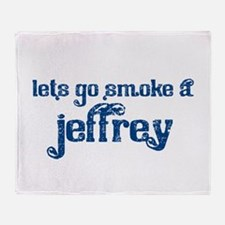 Unique Jeffrey Throw Blanket