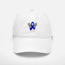 Colon Cancer Tribal Baseball Baseball Cap