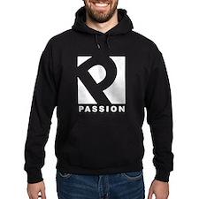 Designs: Passion (Black) Hoodie