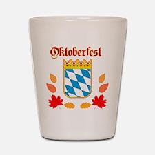Oktoberfest Shot Glass