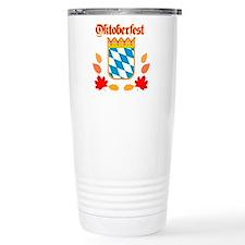 Oktoberfest Travel Coffee Mug