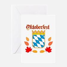 Oktoberfest Greeting Card