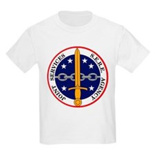 S.E.R.E. Agency Kids T-Shirt