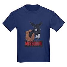Vintage Missouri Jackass T