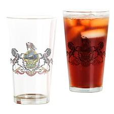 Vintage Pennsylvania Pint Glass