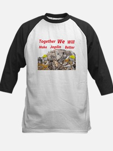 Together make Joplin Better Kids Baseball Jersey
