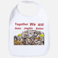 Together make Joplin Better Bib