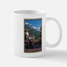 Chamonix Town Mug