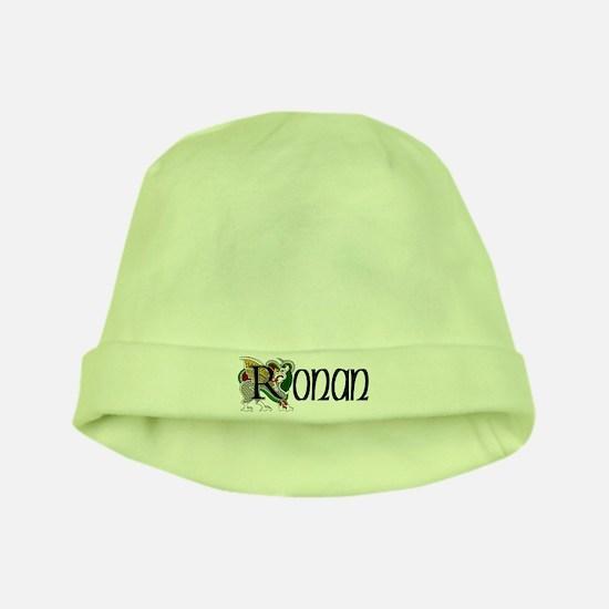 Ronan Celtic Dragon baby hat