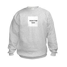 FEAR THE YETI Sweatshirt