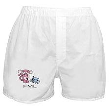 FML Minky Boxer Shorts