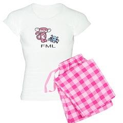 FML Minky Pajamas