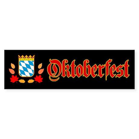 Oktoberfest Sticker (Bumper 10 pk)