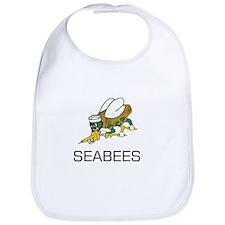 Seabees Bib