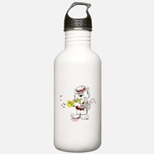 Trumpet Cat: ALL PRODUCTS Water Bottle