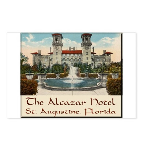 Alcazar Hotel Postcards (Package of 8)