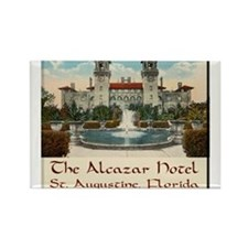 Alcazar Hotel Rectangle Magnet
