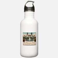 Alcazar Hotel Water Bottle