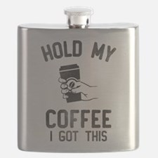 Hold My Coffee Flask