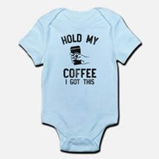 Hold My Coffee Body Suit