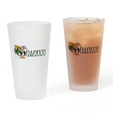 Shannon Celtic Dragon Pint Glass