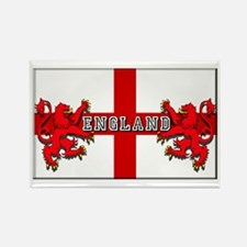 England emblem Rectangle Magnet