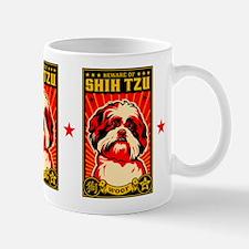 Beware of SHIH TZU! Propaganda Mug