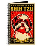 Shitzu dogs Journals & Spiral Notebooks