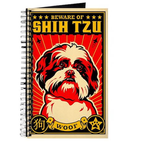 Beware SHIH TZU! World Domination Journal